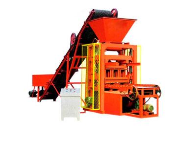 YTQ6-15型砌块免烧砖机