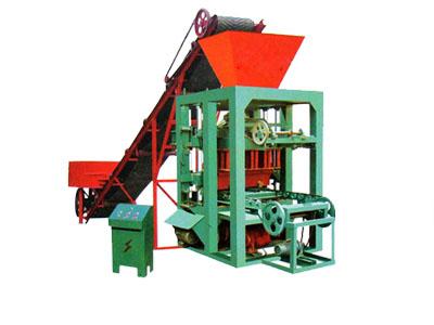 QTJ-40E型砌块免烧砖机